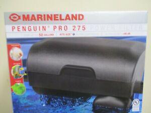 MarineLand ML Penguin PRO 275 Filter 6/1 CT New FREE SHIPPING (UPC 1801)