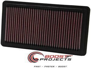 K&N Lifetime Perf. Air Filter For 06-11 Honda Civic SI / 07-11 Element 33-2343