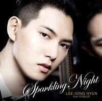 LEE JONG-HYUN (FROM CNBLUE)-SPARKLING NIGHT -JAPAN CD