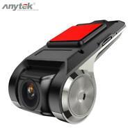 Anytek X28 Full HD 1080P WiFi Dash Camera DVR Camcorder Recorder Loop Recording