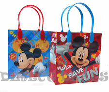 24 pc Disney Mickey Mouse Party Favors Gift Toy Bags Birthday Candy Minnie Treat