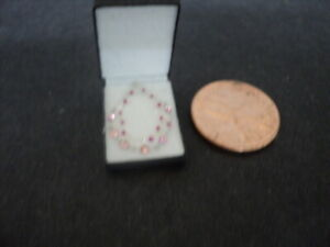 DOLLHOUSE NECKLACE- PINK