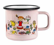 PIPPI LONGSTOCKING Muurla enamel mug 3.7dl PIPPI'S BIRTHDAY