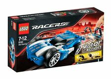 Lego 8163 Racers Blue Sprinter