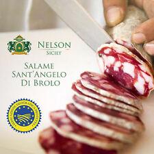 Salame S.Angelo di Brolo IGP certificato da circa 500 gr By Nelson Sicily
