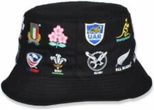 NEW Rugby World Cup 2019 Japan 20 Nations Cap Hat Black RARE F/S