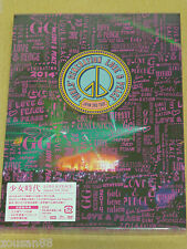 SNSD GIRLS GENERATION LOVE & PEACE Japan 3rd Tour Limited DVD Photobook NEW