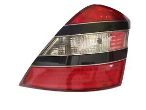 ⭐07-13 Mercedes S550 W221 Right Passenger Side Taillight Lamp Black NO CRACKS✅