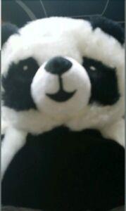 panda back pack bag boys