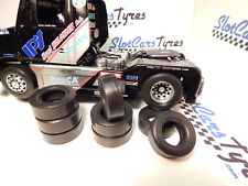 16 pneus uréthane Camion SISU FLY SLOT