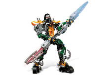 LEGO Bionicle #8625 Titans: UMBRA - Complete Set w/2-Spinners - Free Shipping