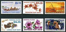 MARSHALL ISLANDS 2012 HIGH VALUE DEFINITIVE SET MINT NH