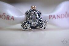 Genuine Pandora 14k Disney Cinderella's Pumpkin Coach Charm 791573CZ
