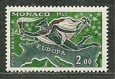 MONACO 1962 Very Fine MNH OG Air Post Stamp Scott # C61