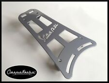 Vespa Primavera/Sprint, floor board Rack luggage carrier SILVER Classic Racks