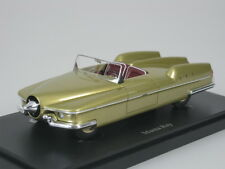 Manta Ray Cabriolet Prototype 1953 Golden - USA 1/43 Autocult 06019 New 1-333