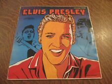 33 tours rendering ELVIS PRESLEY interprete par CLIFF ANDERSON 10130