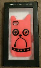 MARC BY MARC JACOBS Pickles the Pink Bulldog Silicone iPhone 4 Case