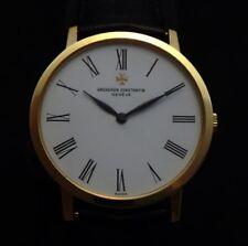 Vacheron Constantin 18K Gold Dress Watch Mechanical Manual-Winding Hand-Wound!!!