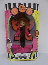 Nib Marie Osmond Madame Butterfly Beauty Bug Ball Doll w/Stickers & Notepad