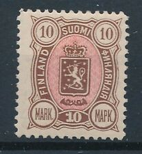 [6151] Finland 1885 good stamp very fine MH value $75