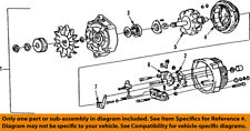 GM OEM-Alternator Assembly 19152464