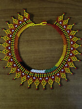 Embera Tribe Handmade colombian necklace