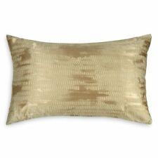 Donna Karan KING Pillow Sham Vapor 300 Thread Count GOLD DUST D9Z192