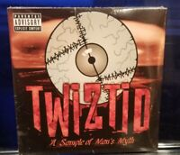 Twiztid - A Sampler of Man's Myth CD SEALED insane clown posse esham lavel icp