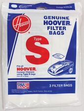 3PK, HOOVER S FUTURA SPECTRUM CANISTER, PAPER BAGS 4010064S
