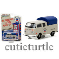 Greenlight 1974 Volkswagen vw Cab PickUp with Canopy 1:64 Beige 41020 E