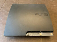 Sony Playstation 3 Slim 250 GB - Parts Only - Read Description.