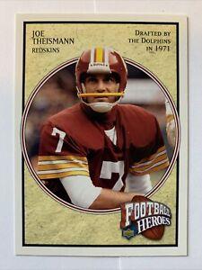 2006 Upper Deck Joe Theismann Football Heroes #60