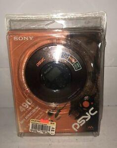 BRAND NEW Sony D-NE320 Atrac3/MP3 CD Walkman - Portable CD/MP3 Player UNUSED
