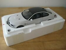 1:18 BMW M3 Coupe E92 Diecast- White LAST ONE. BRAND NEW!