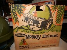 Remco Monkey helmet in box