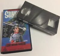 Stingray Volume Three Gerry Andseron Production Sealed VHS Video Tape