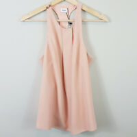 SHEIKE | Womens Tuscnay Blouse Top in Blush NEW [ Size AU 8 or US 4 ]