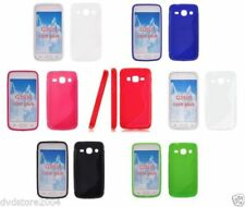Cover e custodie Multicolore Per Samsung Galaxy Core in pelle sintetica per cellulari e palmari