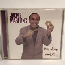 Jackie Martling From Howard Stern Hot Dogs & Donuts CD