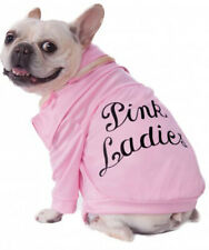 Grease Pink Ladies Pet 50S Dog Cat Halloween Costume Jacket
