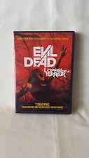 Evil Dead (Dvd, 2013 , Canadian ) Jane Levy Horror