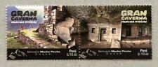 Peru 2017 Machu Picchu Huayna Picchu Große Höhle Archäologie Postfrisch MNH