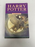 Harry Potter and the Prisoner of Azkaban - Bloomsbury First Edition 1st Print