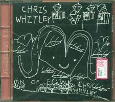 Chris Whitley - A Din Of Ecstasy Cd Perfetto