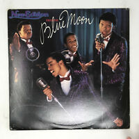 New Edition Under The Blue Moon LP Vinyl Record Original 1986 Soul Funk