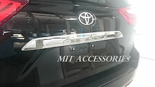 MIT TOYOTA SIENNA 2011-2017 OEM rear trunk molding chrome garnish trim cover