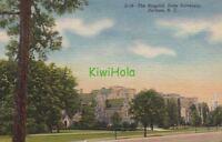Postcard The Hospital Duke University Durham NC
