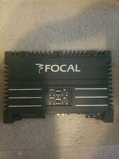 Focal Solid 4 400 Watt Four Channel Amplifier