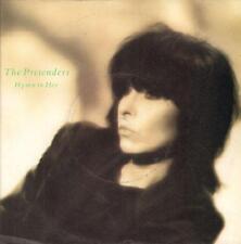 """The Pretenders(7"""" Vinyl P/S)Hymn To Her-Wea-YZ 93-UK-1986-Ex/Ex"""